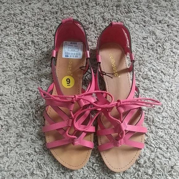 e15e230aeaa0 New Lace Up Sandals
